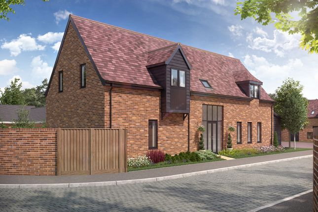 Thumbnail Detached house for sale in Trailey House, Northill Meadows, Ickwell Road, Northill