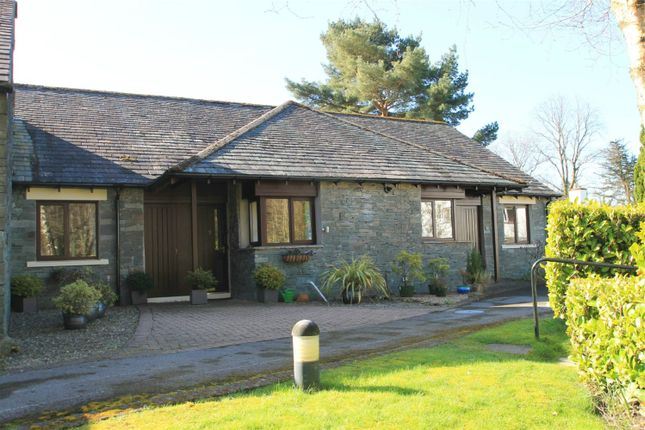 Thumbnail Terraced bungalow for sale in 7 Chestnut Park, Keswick, Cumbria