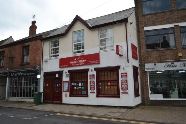 Thumbnail Commercial property to let in Church Gate, Loughborough
