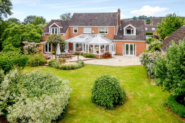 Thumbnail Detached house for sale in Ashley Road, Middleton, Market Harborough, Leicestershire