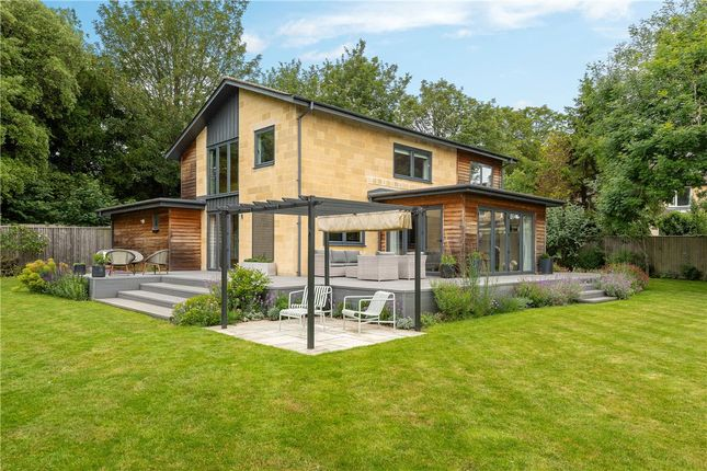 Thumbnail Detached house for sale in South Lea Road, Bath, Somerset