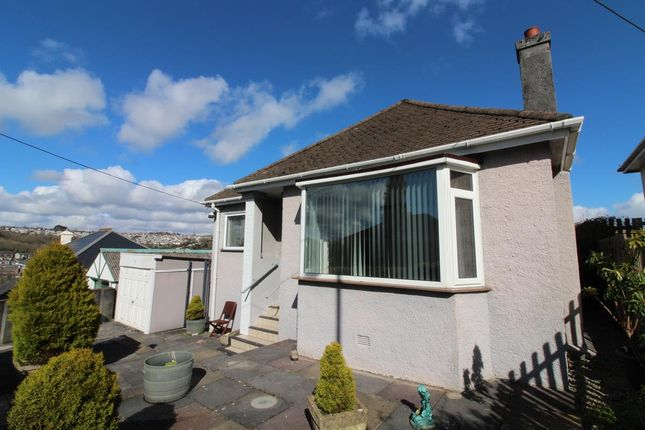 Thumbnail Detached bungalow for sale in Bloomball Close, Plymouth