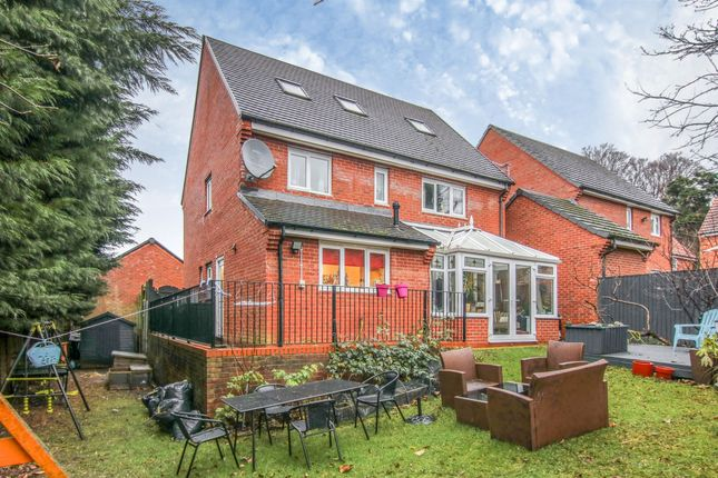 Thumbnail Detached house for sale in Statham Road, Prenton