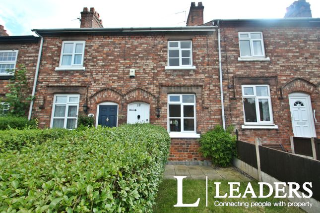 Thumbnail Terraced house to rent in Hemming Street, Northwich