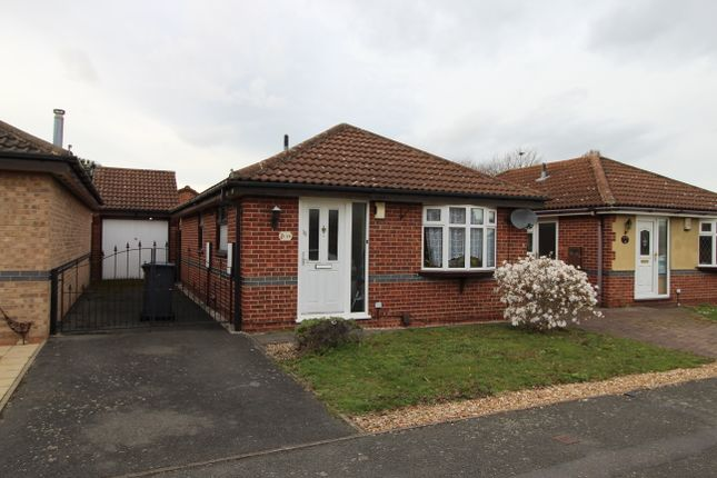 Thumbnail Detached bungalow to rent in Hartley Drive, Beeston, Nottingham