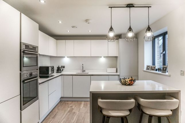 Flat for sale in Binswood Mews, Leamington Spa