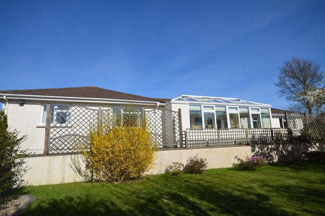 Thumbnail Detached bungalow for sale in South Albany Road, Redruth