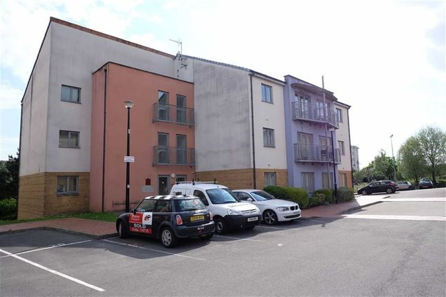Thumbnail Flat for sale in Ty Levant, Barry, Vale Of Glamorgan
