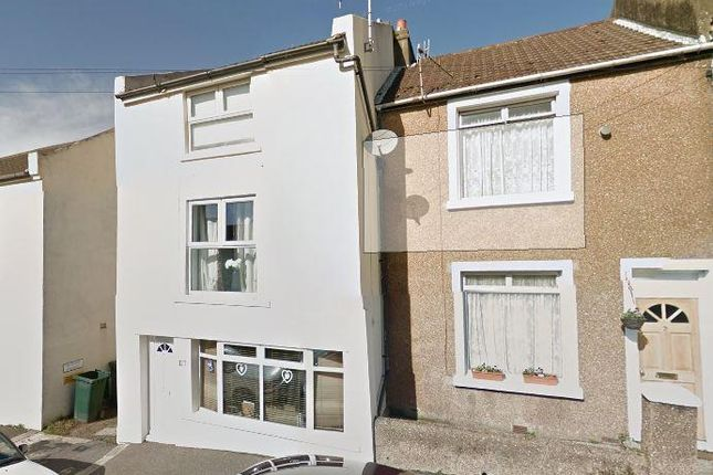 Thumbnail Property to rent in Upper South Road, St. Leonards-On-Sea