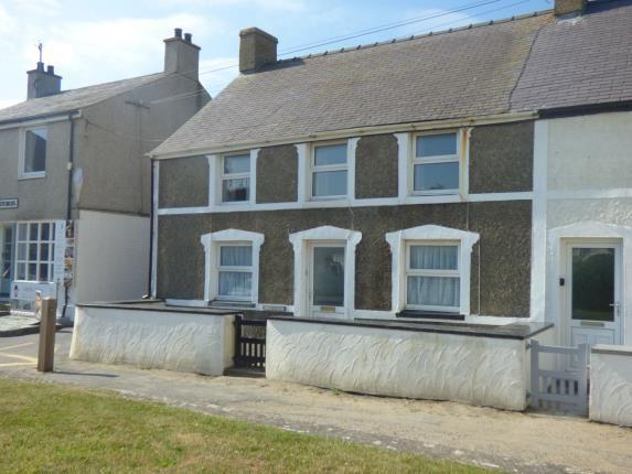 Thumbnail Semi-detached house for sale in Aberdaron, Gwynedd