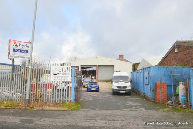 Thumbnail Office for sale in Townfield Industrial Estate, Oldham