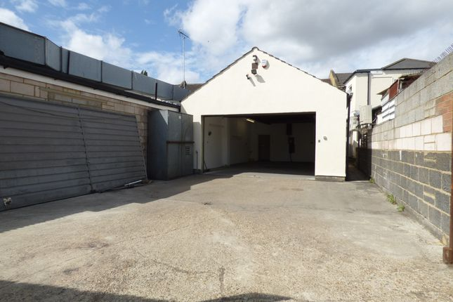Thumbnail Land to let in The Parade, High Street, Swanscombe