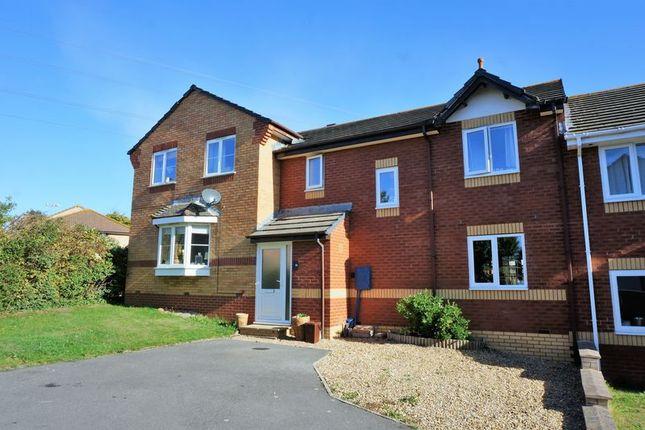 Thumbnail Terraced house for sale in Farriers Green, Monkton Heathfield, Taunton