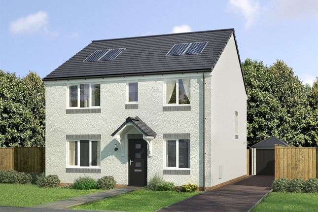 """Thumbnail Detached house for sale in """"The Thurso"""" at Glenboig Road, Gartcosh, Glasgow"""