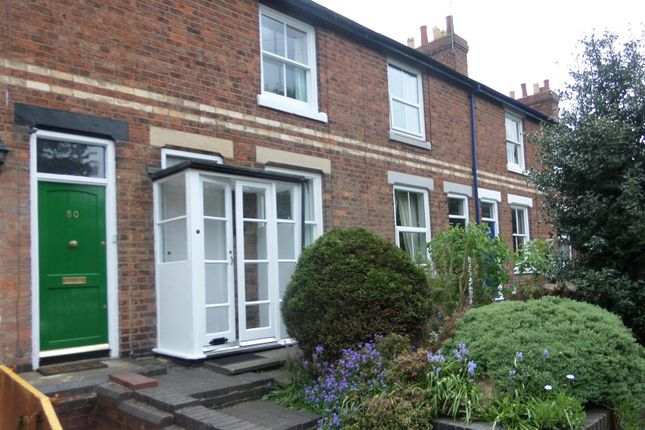 Thumbnail Terraced house to rent in Chesterfield Road, Lichfield
