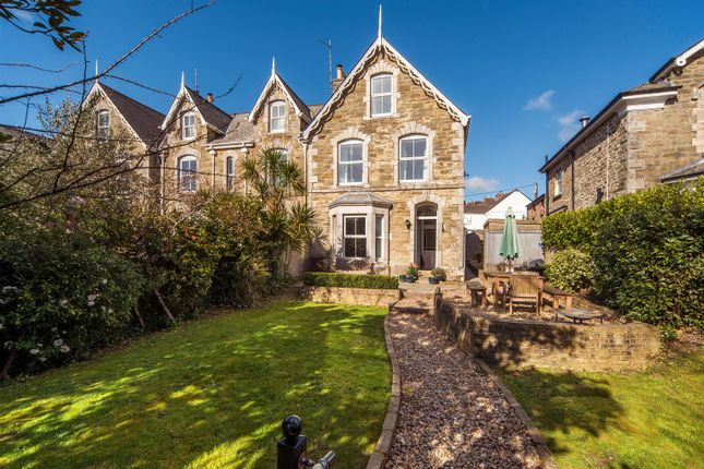 Thumbnail End terrace house for sale in Truro