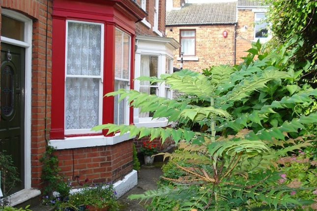 Thumbnail Terraced house to rent in Church Street, Scarborough
