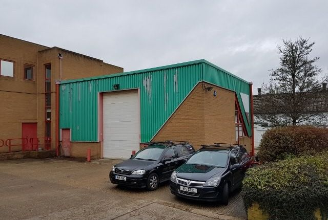 Thumbnail Industrial to let in Pixmore Avenue, Letchworth