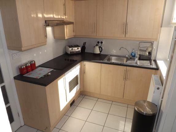 Kitchen of King Edward Road, Woodhall Spa, Lincolnshire LN10