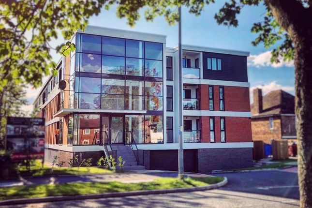 2 bed flat for sale in Hall Lane, Manchester M23