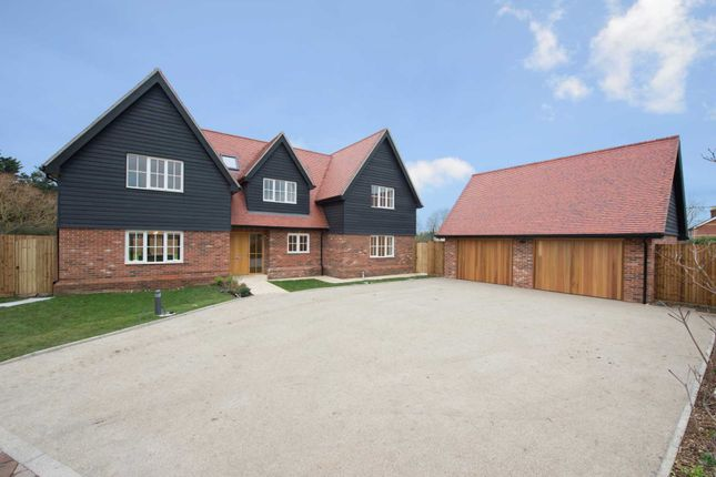 Thumbnail Detached house for sale in Fen Lane, Bulphan, Upminster