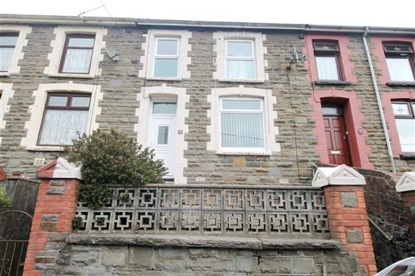 Thumbnail Terraced house for sale in Kenry Street, Treorchy, Treorchy