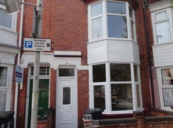 Thumbnail Terraced house to rent in Norman Street, Leicester, Leicester