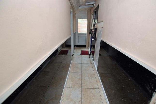 Lobby of Mayfield Drive, Wigston LE18