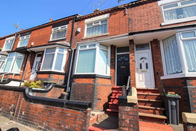 Thumbnail Terraced house to rent in Broomhill Street, Tunstall, Stoke-On-Trent