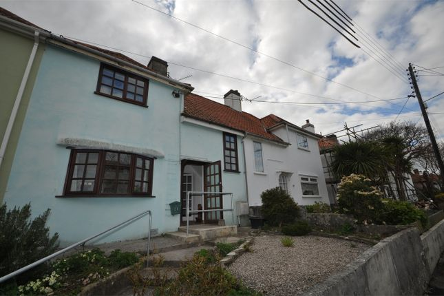 Thumbnail Terraced house to rent in Meadowside Road, Falmouth