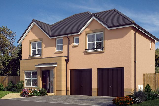 "Thumbnail Detached house for sale in ""The Westbury"" at Bowmont Terrace, Dunbar"