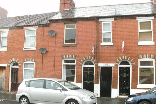 Thumbnail Terraced house to rent in East Street, Kidderminster