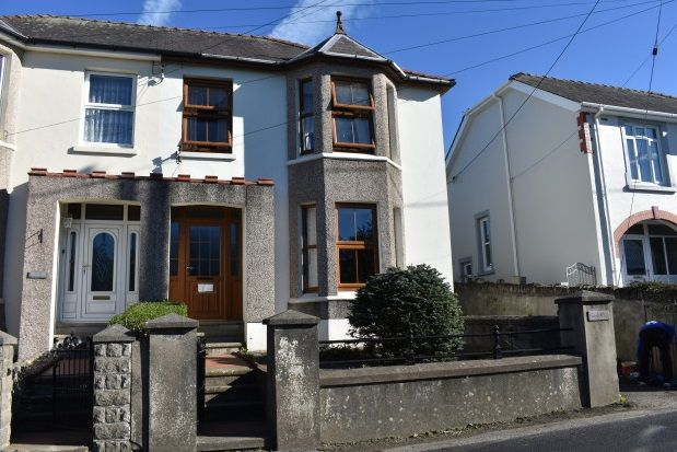 Thumbnail Property to rent in Ty Mawr, Llanybydder