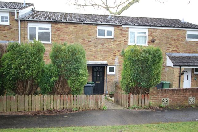 Thumbnail Terraced house to rent in Sibelius Close, Basingstoke