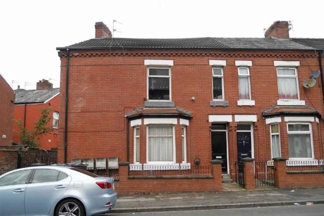 Thumbnail End terrace house for sale in Crosfield Grove, Manchester