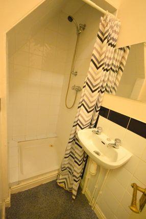Shower Room of Bridge Street, Killamarsh, Sheffield S21