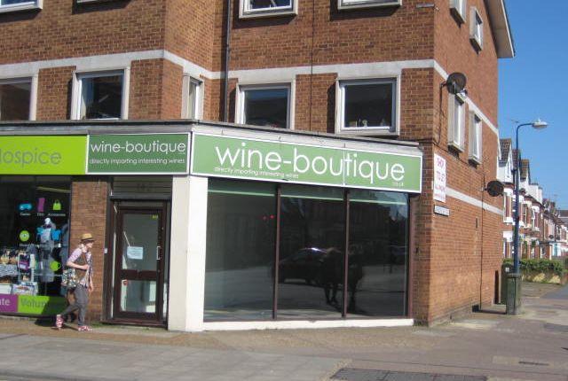 Thumbnail Retail premises to let in Hamilton Road, Felixstowe