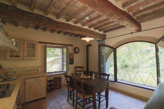 Kitchen Annex of Il Molinello, Seano, Cortona, Tuscany