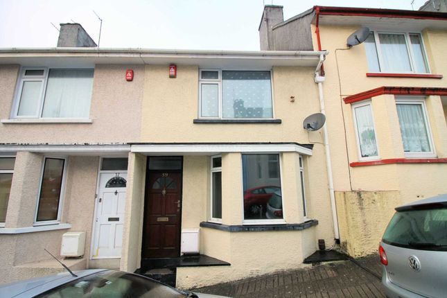 Thumbnail Terraced house for sale in Beatrice Avenue, Keyham, Plymouth