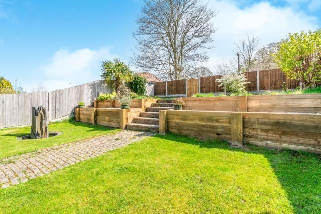 Garden 3 of Woodlands Close, Crawley Down, West Sussex RH10