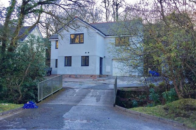 Thumbnail Detached house for sale in Trethowel, St. Austell