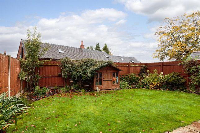 Rear Garden of Cheadle Road, Forsbrook, Stoke-On-Trent ST11
