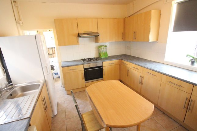 Thumbnail Terraced house to rent in Daniel Street, Cathays, Cardiff