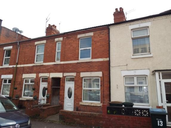 Thumbnail Terraced house for sale in Matlock Road, Coventry, West Midlands