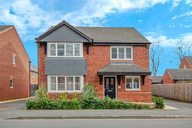 4 bed property for sale in Newbolt, St. Georges Parkway, Stafford ST16