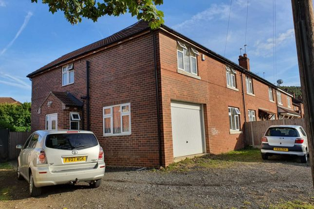 Thumbnail End terrace house for sale in Parker Road, Thornhill Lees, Dewsbury