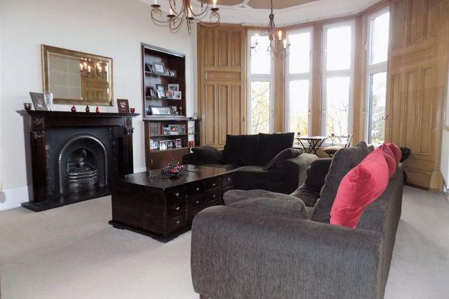 Thumbnail Town house for sale in Dunbeth Avenue, Dunbeth, Coatbridge