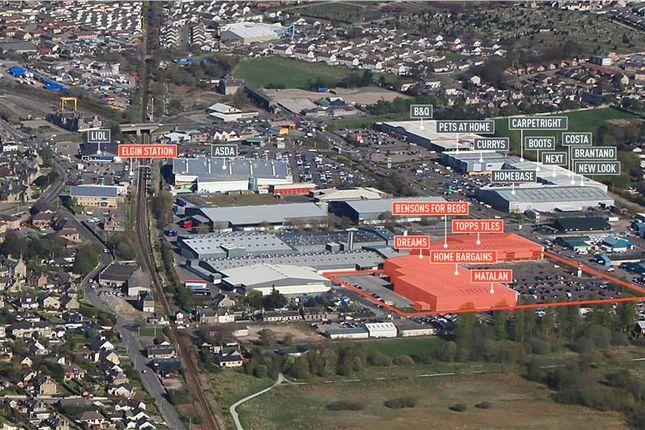 Thumbnail Retail premises to let in Retail Warehouse Units, Elgin Retail Park, Edgar Road, Elgin