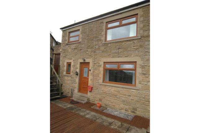 Thumbnail End terrace house for sale in The Square, East Morton