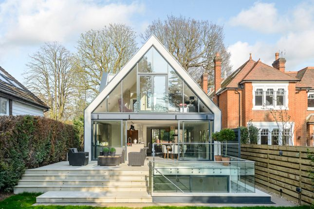 Thumbnail Detached house for sale in Heath Road, Weybridge